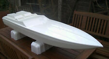rc boat hull Apache 58 for Petrol electric power
