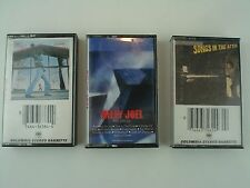 Lot of 3 Billy Joel - The Bridge, Glass house, Songs in the Attic