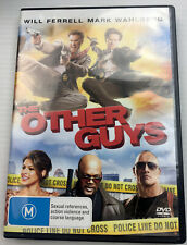 The Other Guys Will Ferrell Mark Wahlberg DVD R4 PAL M with Tracking