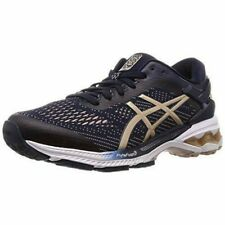 Asics Running Shoes Lady Gel-Kayano 26 Wide Navy 1012A459 Us8(25cm)Uk6.0