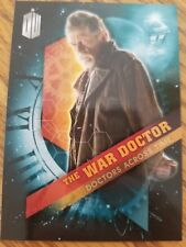 2016 Topps Doctor Who Timeless #13 The War Doctor - Doctors Across Time