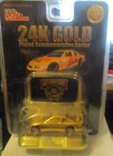 RACING CHAMPIONS 24K GOLD PLATED COMMEMORATIVE SERIES 1 OF 9998  CAR #4 NASCAR