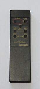 Fernbedienung Orion RC-57 gereinigt, getestet / originale Videoplayer N-300E-V