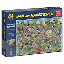 Jumbo 20046 Jan van Haasteren Niederländische Handwerkskunst 1000 Teile Puzzle