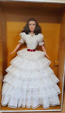 Direct Exclusive GONE WITH THE WIND SCARLETT O'HARA Barbie Doll NRFB Gold Label