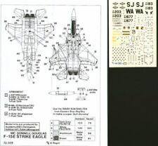 HI Decal 1/72 McDonnell F-15E # 72009