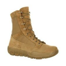 Rocky para hombre ligero comercial bota militar RKC042 Coyote Brown