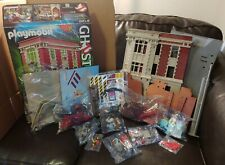 Playmobil Ghostbusters 9219 Ghostbusters Firehouse FREE SHIPPING