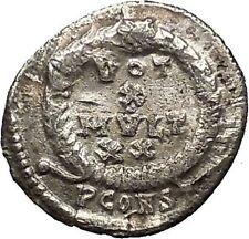 JULIAN II the APOSTATE 362AD Silver Siliqua Arles Ancient Roman Coin i53445