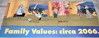 Hanna Barbera Cel Jetsons Promo Title Card A New Leash On Life