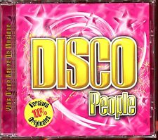 DISCO PEOPLE - CD COMPILATION [2130]