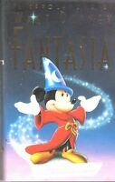 Fantasia (1940) VHS Disney  Ed.  1991 VS 4347    CULT!
