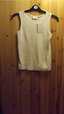 Women's Classic No Pattern Vest Top, Strappy, Cami Tops & Shirts