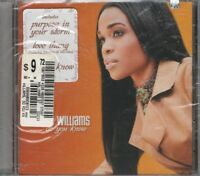 Do You Know by Michelle Williams (CD, Jan-2004, Columbia (USA))