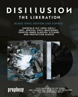 DISILLUSION - THE LIBERATION  2 VINYL LP NEU