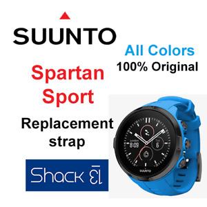 SUUNTO Spartan Sport / HR STRAP BAND 100% Original ALL COLORS - NEW