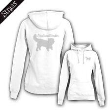 Abbigliamento bianco cappuccio per bambini dai 2 ai 16 anni