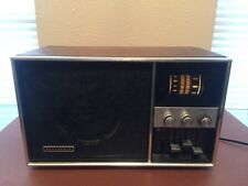 Vintage Panasonic RE-7500 FM-AM Table Radio RARE
