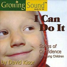 Kisor, David : I Can Do It: Songs of Confidence for You CD