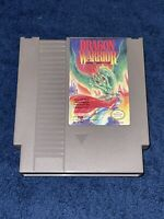 Dragon Warrior (Nintendo Entertainment System, 1989) NES Game Cartridge Tested