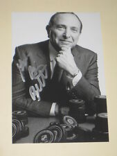 NHL Commissioner GARY BETTMAN Signed 4x6 Photo AUTOGRAPH 1