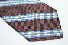 BROOKS BROTHERS Silk tie Made in USA E96324