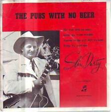 Country Cowboy Country Single Vinyl Records