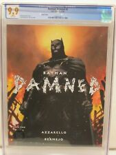 Batman Damned 2 CGC 9.9 White Pages DC Comics 2/19 Jim Lee Variant