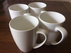 CHURCHILL ALCHEMY White Coffee Tea Mug 255 ml Box Of of 4