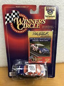 1997 Kenner 1996 Olympic Monte Carlo Lifetime Series 55791- Dale Earnhardt -NIB