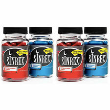 SINREX 6 Months Male Enhancement Pills Penis Enlargement Performance + Max Semen