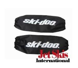 SKI-DOO BLACK SHOCK COVERS  860201128