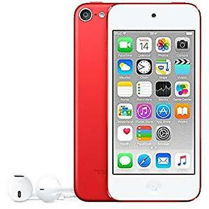 NEW Apple iPod Touch 6th Generation 128GB (All COLORS) A8 8MP Cam - Unused