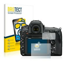 2x Display Schutz Folie für Nikon D850 Matt Entspiegelt