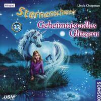 STERNENSCHWEIF - FOLGE 33: GEHEIMNISVOLLES GLITZERN  CD NEU