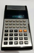 1970/80's Vintage Calculadora Científica Casio fx-39
