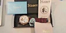 Stauer Series 7 Regulator II 43mm 22Jewel Mechanical Automatic Gold Fused Watch