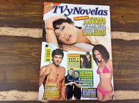 TV Y NOVELAS MEXICAN MAGAZINE SEPTEMBER 2008 SUSANA ZABALETA SEXY