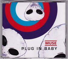 Muse - Plug In Baby - CD (5 x Track Australia 2001)