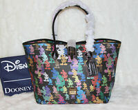 Dooney & Bourke Disney Parks Mickey Mouse Tote Bag 10th Anniversary EXACT Purse
