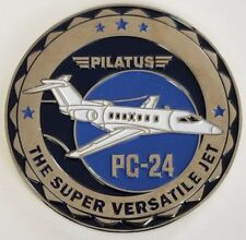 AVIATION PILATUS PC-24 PC-12 NG SPECTRE SPECIAL MISSIONS CIA DIRECTOR AIRCRAFT