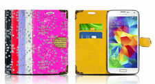 Synthetic Leather Mobile Phone Wallet Cases for Sony Xperia Z