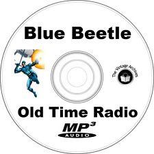 Blue Beetle- OTR MP3 CD - Old Time Radio Show