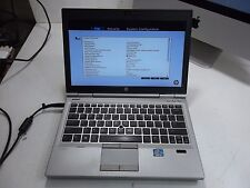 "HP ELITEBOOK 2570P 12.5"" LAPTOP CORE I5-3230M 2.6GHZ 8GB RAM NO HD WEBCAM T1*A14"