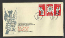 Solomon Islander Royalty Stamps