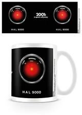 2001: A SPACE ODYSSEY HAL 9000 MUG NEW GIFT BOXED 100 % OFFICIAL MERCHANDISE