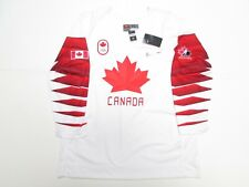 TEAM CANADA NIKE PYEONGCHANG 2018 WINTER OLYMPICS MEN'S ICE HOCKEY JERSEY SZ XL