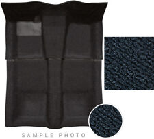 57-58 GM Full Size Carpet Set 2 Pcs 80/20 Black Trim Parts USA MADE New