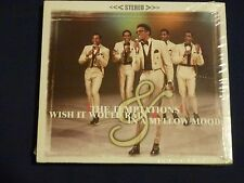 The Temptations, Wish It Would Rain + In a Mellow Mood              [ CD 2000 ]