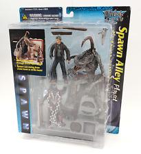 McFarlane Spawn Movie - Alley Playset - Todd the Bum Variant - Violator Figure